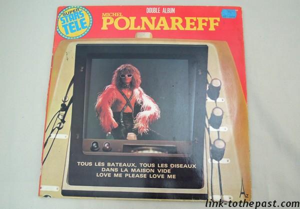 vinyle polnareff