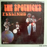 vinyle the spotnicks feelings