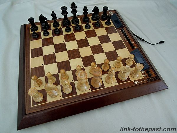 Fidelity Elite Avant Garde Chess