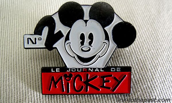 pins journal mickey 2000