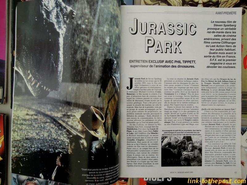 mad movies jurassic park