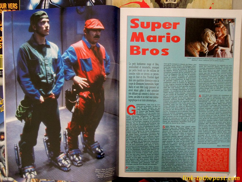 mad movies super mario bros