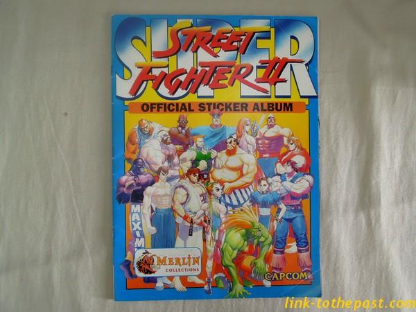 Album Street Fighter 2