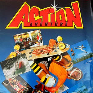 Cartes de Collection Action Aventure 1