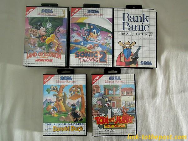 jeux master system