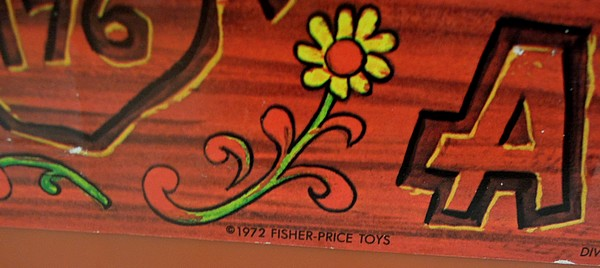 Fisher-Price Toys 1972