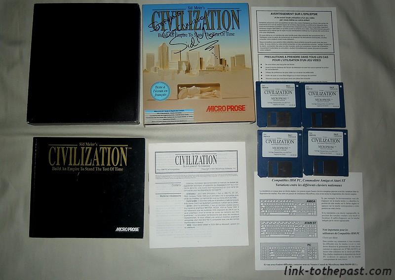 civilization 1 complet