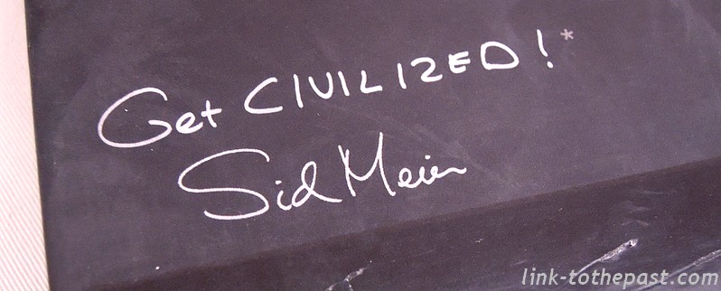 sid meier signed