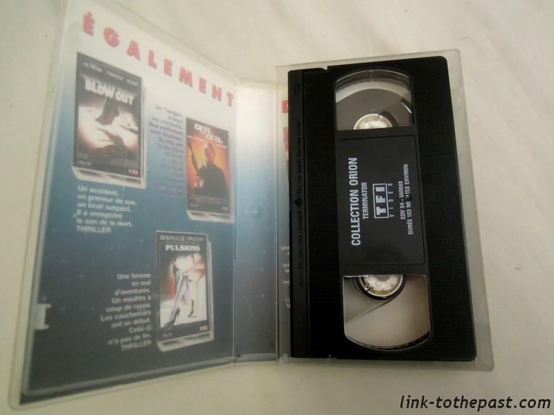 terminator cassette