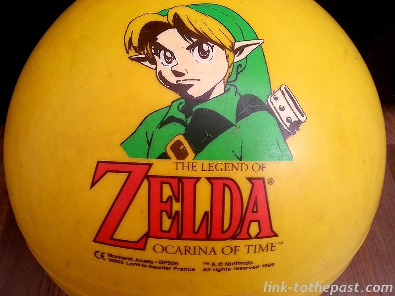 Ballon sauteur Zelda