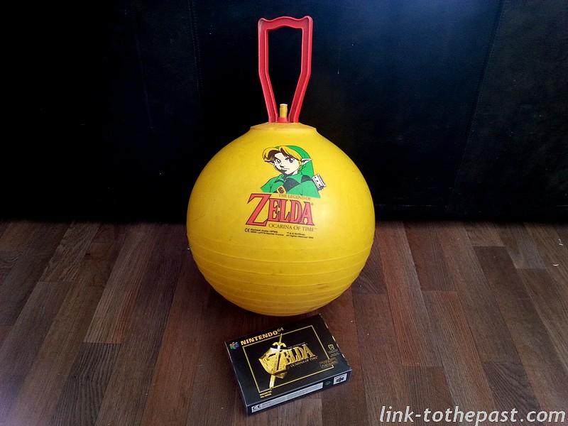 Ballon Zelda Ocarina Of Time