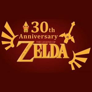 La Légende de Zelda fête ses 30 ans Aujourd'hui ! 1