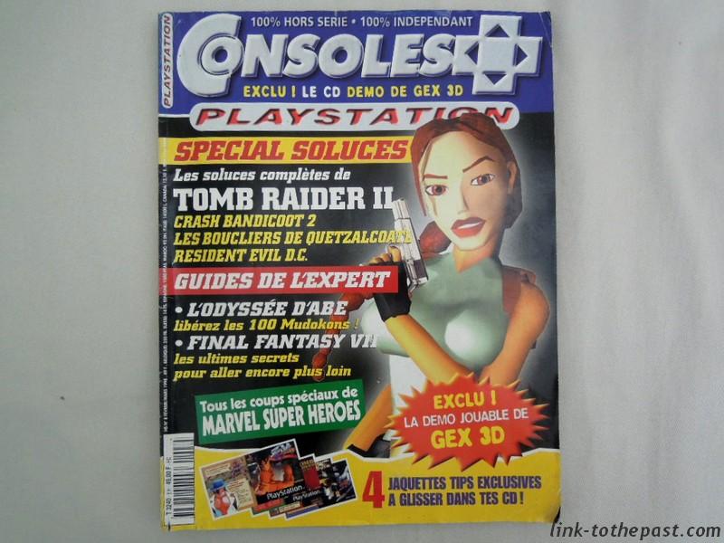 Magazine Consoles+