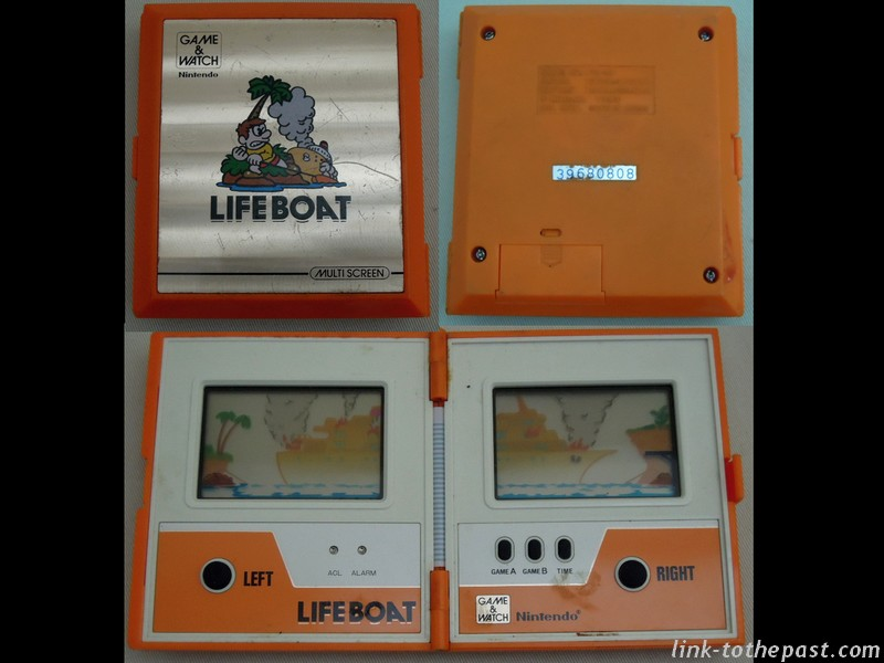 game and watch lifeboat