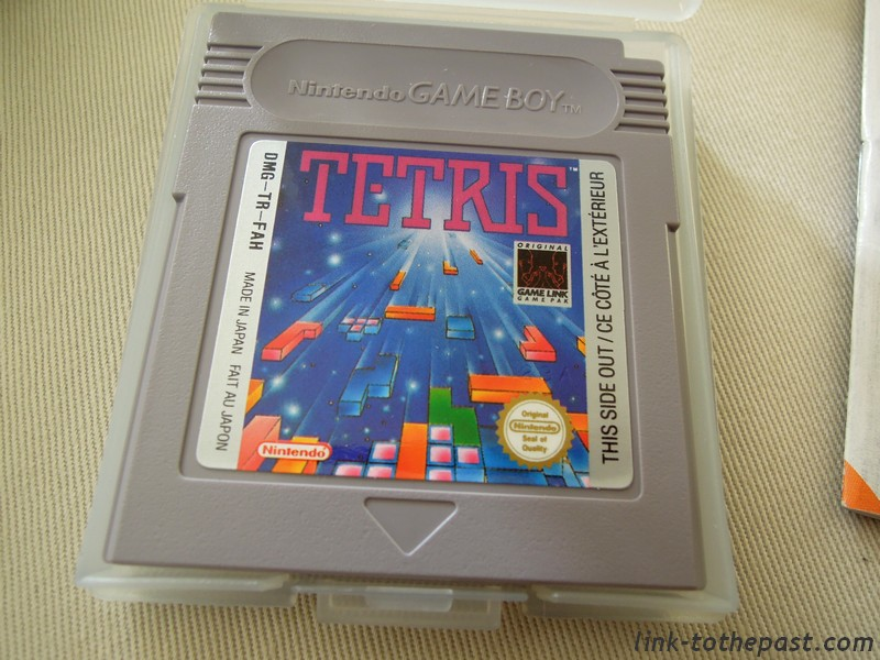 cartouche tetris game boy