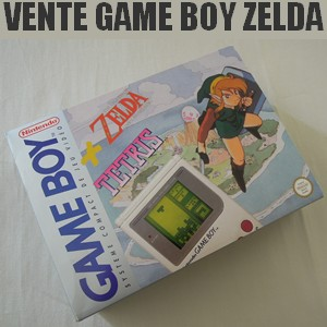 pack game boy zelda