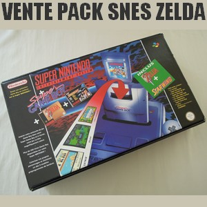 pack snes zelda
