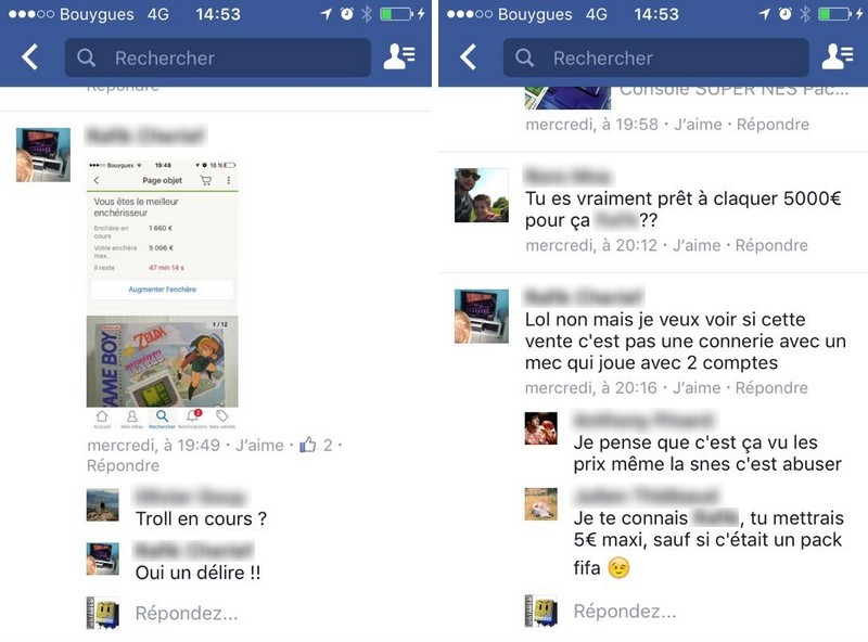 troll facebook