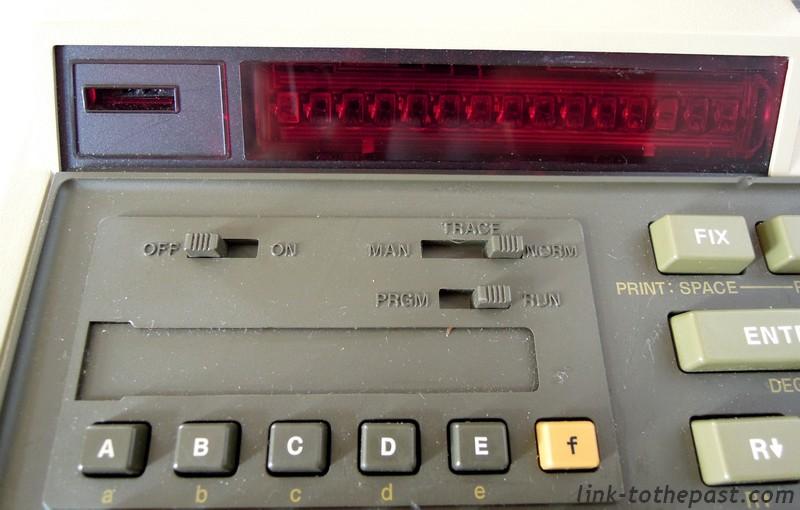 hp97 lecteur