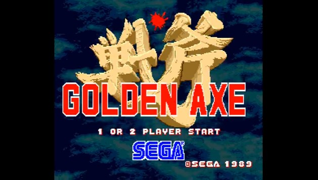 test golden axe