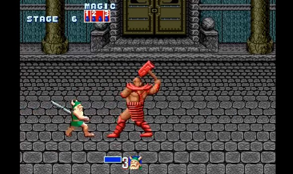 golden axe boss