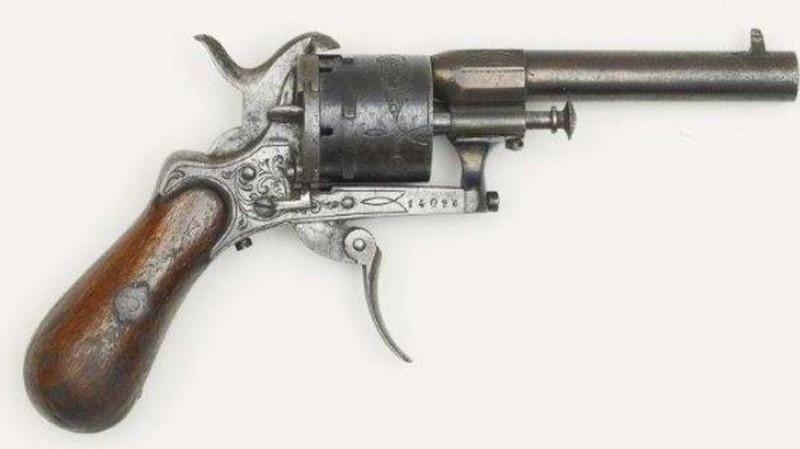 pistolet verlaine rimbaud
