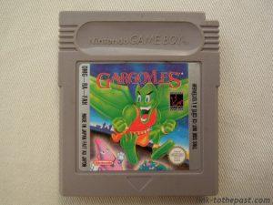 Gargoyles Quest sur Game Boy avec boitier (FAH) 1