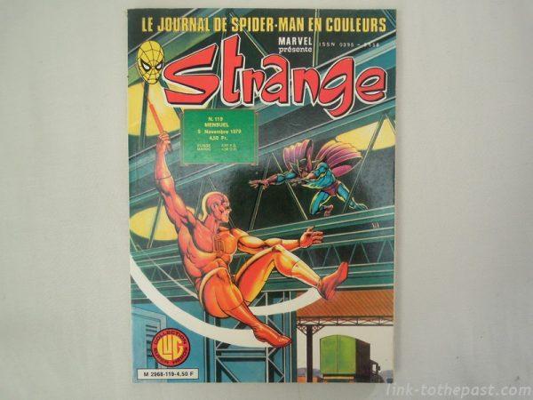 comic strange 119