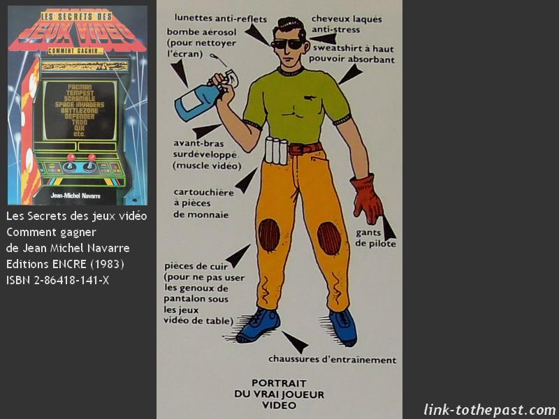 portrait du joueur de jeux vidéo