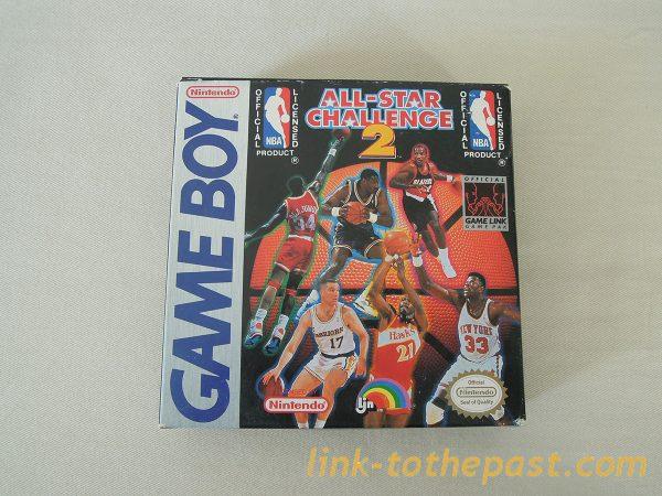 ALL-STAR CHALLENGE 2 complet sur Game Boy 1