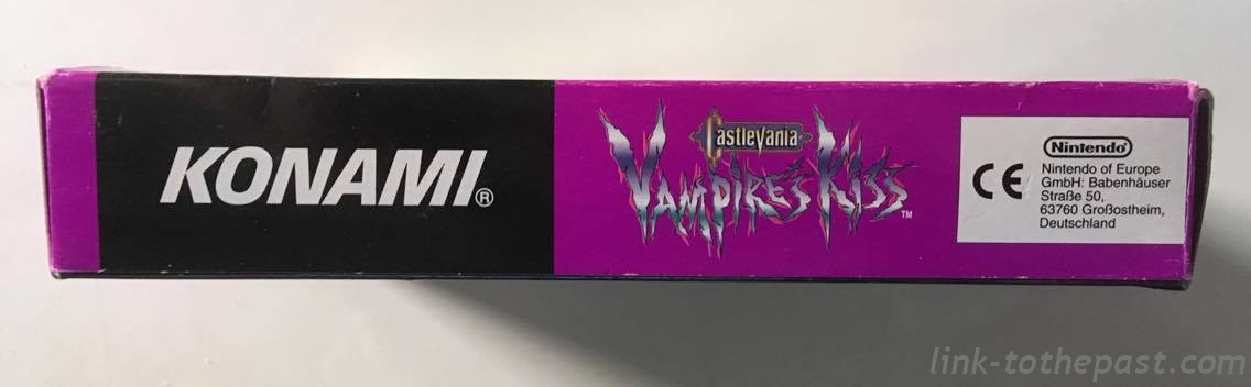 Vampire's Kiss Castlevania
