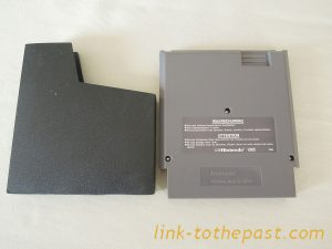 Trojan Nintendo Nes cartouche