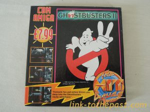 ghostbusters 2 cbm amioga the hit for squad