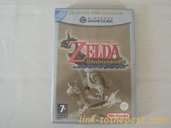 ZELDA The Wind Waker sur gamecube