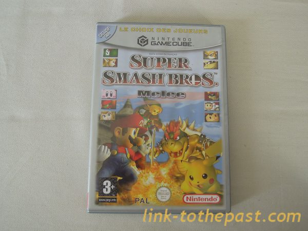 SUPER SMASH BROS gamecube