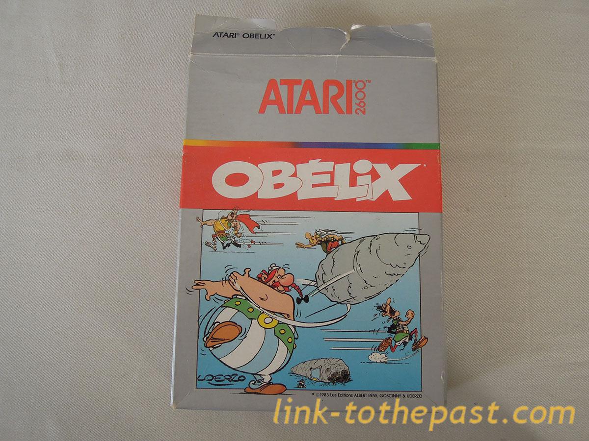 obelix atari 2600