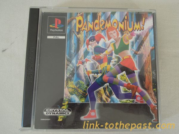 pandemonimum ps1
