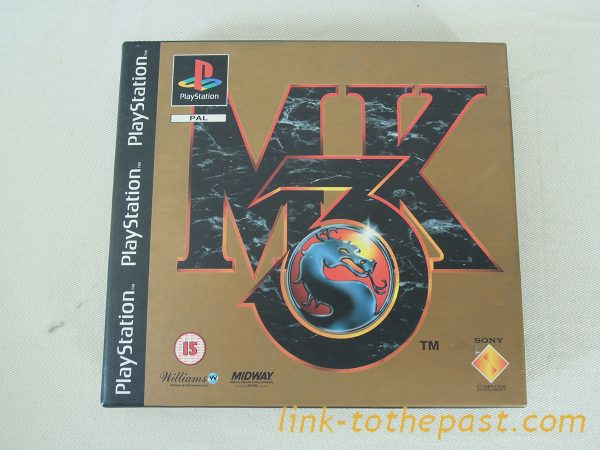 mortal kombat ps1