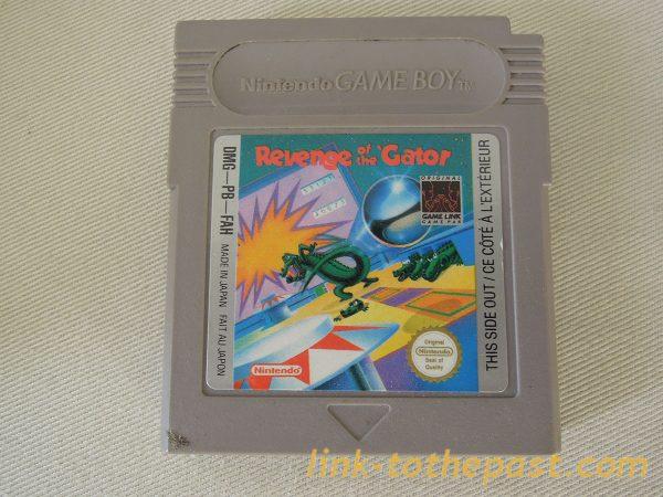 revenge of the gator game boy