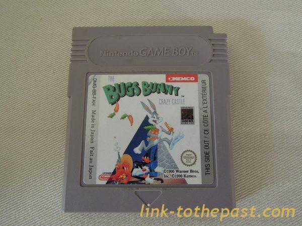 bugs bunny game boy