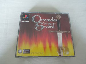 CHRONICLES of the SWORD sur Playstation PS1 complet 1