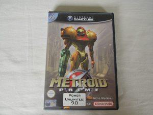 METROID PRIME sur GAMECUBE complet 2