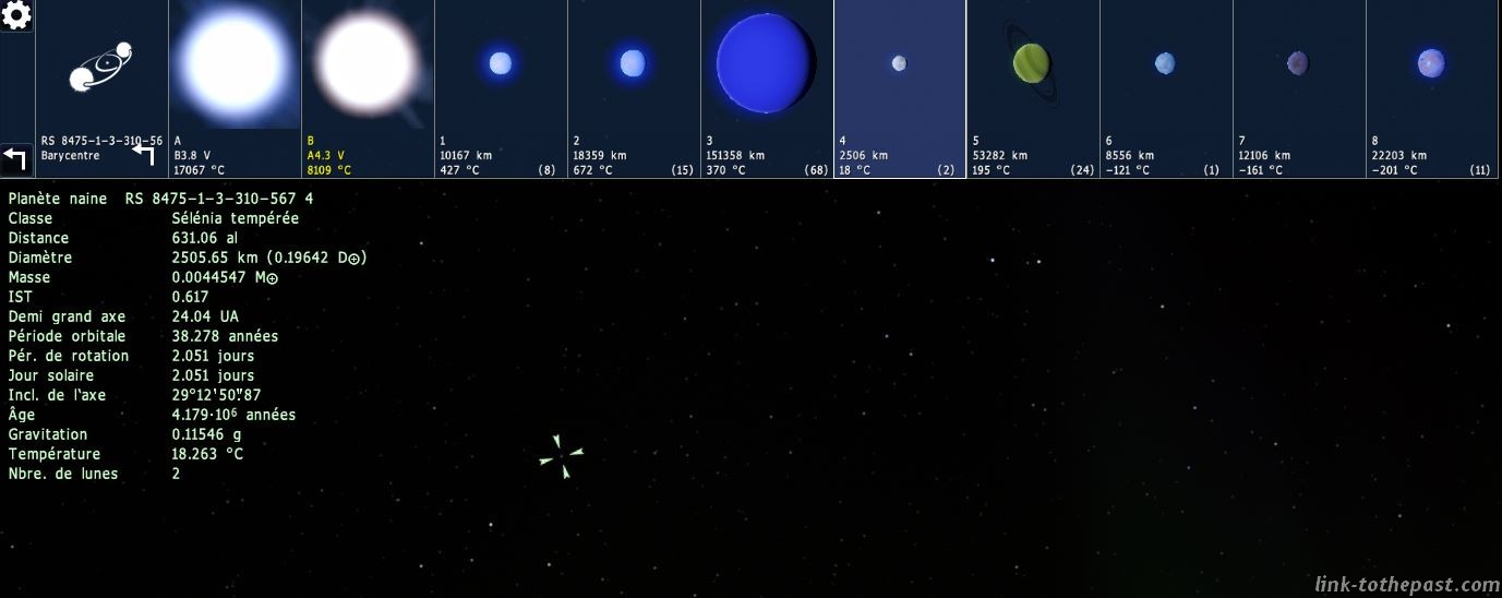 space engine système solaire