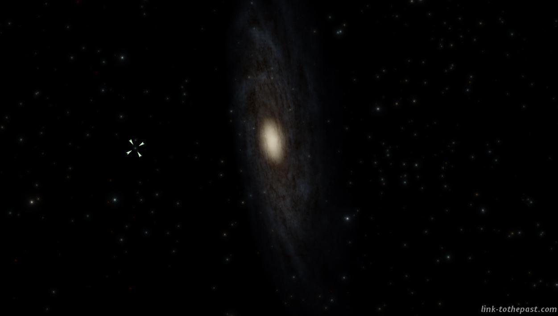 space engine voie lactée