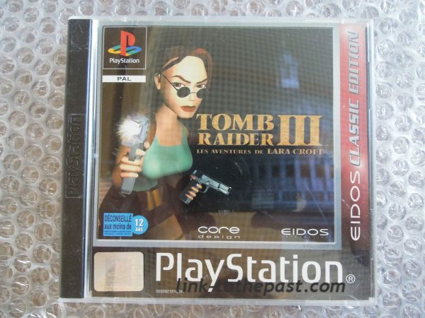 TOMB RAIDER 3 PS1