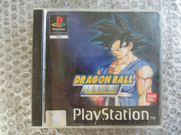 DRAGON BALL Z FINAL BOUT PS1