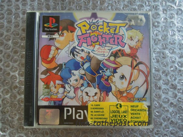 POCKET FIGHTER PS1