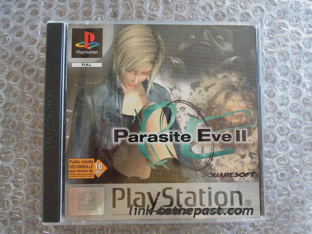 Parasite Eve 2 ps1