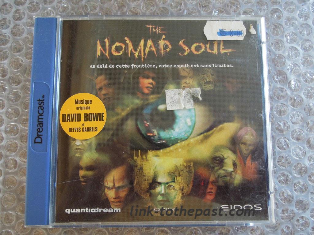 the nomad soul dreamcast
