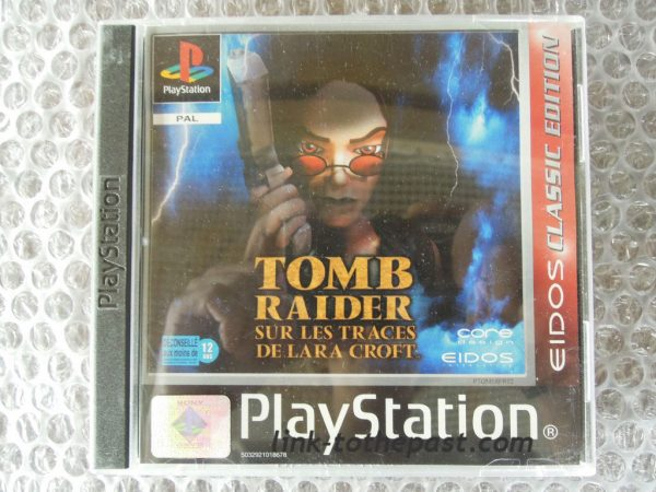 TOMB Tomb Raider Sur les Traces de Lara Croft ps1